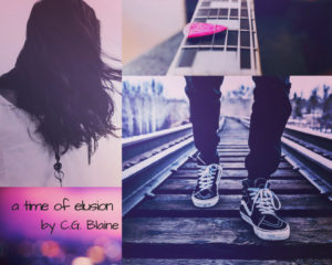 A Time Of Elusion book aesthetic